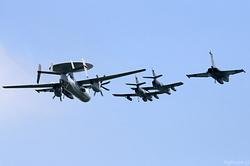 Formation Rafale, SEM & Hawkeye