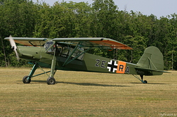 Fieseler Fi-156C3 Storch F-AZRA