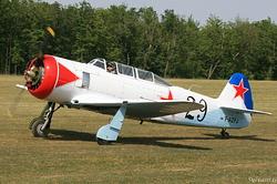 Yakovlev Yak-11 F-AZFJ