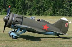 Polikarpov I-16 D-EPRN