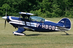 Pitts S-2B Special F-HBOB