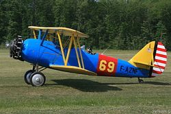 Naval Aircraft Factory N3N-3 F-AZNF