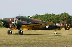 Beech 18 S F-AZEJ