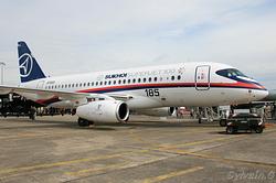 Sukhoi Superjet 100-95 Sukhoi Design Bureau RA-97003