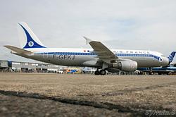 Airbus A320-211 Air France F-GFKJ