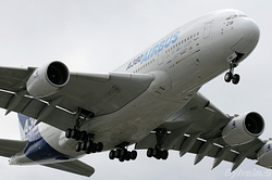 Airbus A380-841 Airbus Industrie F-WWOW