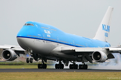 Boeing 747-406M KLM Asia PH-BFY