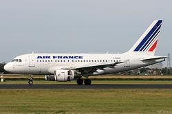 Airbus A318-111 Air France F-GUGO