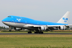 Boeing 747-406M KLM Asia PH-BFP