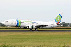 Boeing 737-83N Transavia Airlines PH-HSS