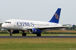 Airbus A319-132 Cyprus Airways 5B-DBO