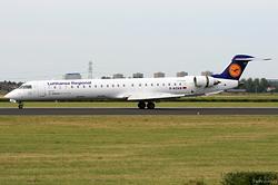 Canadair Regional Jet CRJ-900LR Lufthansa CityLine D-ACKB