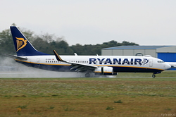Boeing 737-8AS Ryanair EI-DHI