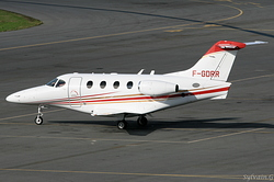 Raytheon 390 Premier IA AgroAir SAS F-GDRR