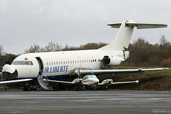 Fokker F28 Air Liberte F-GDUT