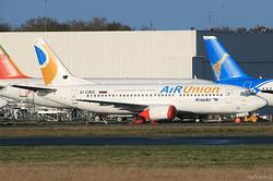 Boeing 737-3Y0 KrasAir EI-CBQ