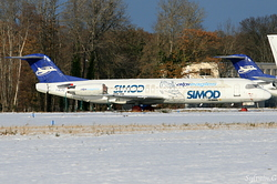 Fokker F-100 Alpi Eagles I-ALPZ