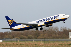 Boeing 737-8AS Ryanair EI-DWW