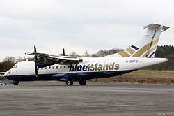 ATR 42-320 Blue Islands G-DRFC