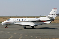 Cessna 560XL Citation XLS NetJets Europe CS-DXN