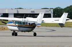 Cessna 337D Super Skymaster F-BVJG