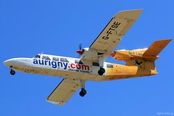 Britten-Norman BN-2A Mk3-2 Trislander Aurigny Air Services G-FTSE