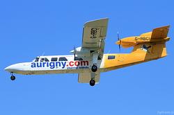Britten-Norman BN-2A Mk3-2 Trislander Aurigny Air Services G-RBCI
