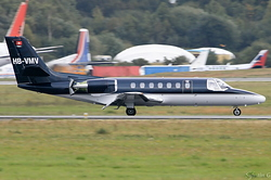 Cessna 560 Citation V HB-VWV