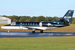 Cessna 560 Citation V HB-VMV