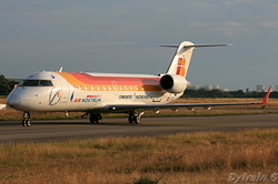 Canadair Regional Jet CRJ-200ER Air Nostrum EC-GYI
