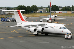 British Aerospace Avro RJ-85 CityJet EI-RJT