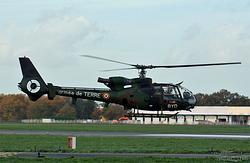 Aérospatiale SA-342M Gazelle Armée de Terre 4091 / BYD / F-MBYD