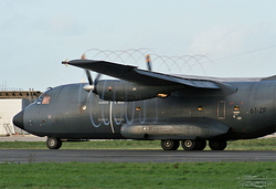 Transall C-160R Armée de l'Air R88 / 61-ZF / F-RAZF