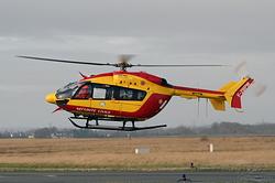 Eurocopter EC-145 B Securite Civile F-ZBPW