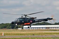 Sud-Aviation SA-319B Alouette III Marine Nationale 997