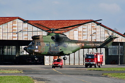 Aérospatiale SA-330B Puma Armée de Terre 1155 / BZD / F-MBZD