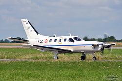 Socata TBM-700B Armée de Terre 94 / ABZ / F-MABZ