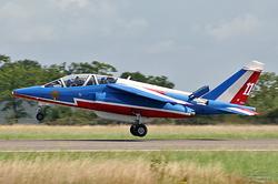 Dassault Alpha Jet E Armée de l'Air 160 / F-TERC / 11