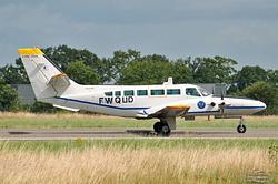 Cessna F406 Caravan II Armée de Terre 0008 / ABM / F-MABM / F-WQUD