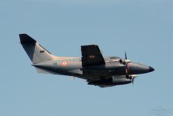 Embraer EMB-121 Xingu Armée de l'Air 078 / YB / F-TEYB