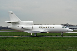 Dassault Falcon 50 République Française F-RAFI