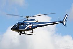 Aérospatiale AS 350 BA Ecureuil Gendarmerie Nationale 1028 / JCA / F-MJCA