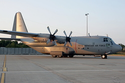 Lockheed C-130H Hercules Norway Air Force 952