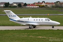 Cessna 525 CitationJet CJ1 G-CJDB