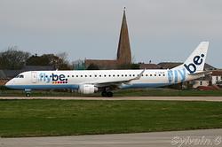 Embraer ERJ-195LR Flybe G-FBEB