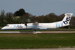 De Havilland Canada DHC-8-402Q Dash 8 Flybe G-ECOA