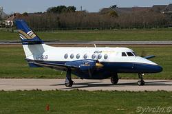 British Aerospace Jetstream 32 Blue Islands G-ISLB