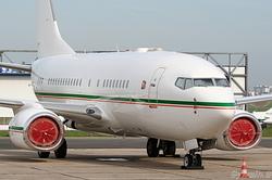 Boeing 737-7BQ(BBJ) N79711