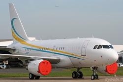Airbus A318-112 Elite (CJ) Comlux Aviation Malta 9H-AFL