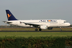 Airbus A320-216 Air One EI-DSR